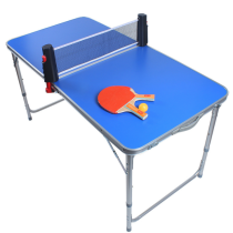 Indoor Mini Children Kids Entertainment Foldable Table Tennis Table