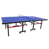 Folding Removable Table Tennis Table with wheel