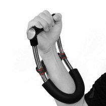 Arm Muscle Power Wrist Hand Grip Strength Exerciser Wrist Forearm Strengthener Grip