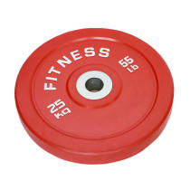Custom Useful Competitive price weight plates bumper