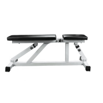 GYM Multi Function Free Weight Strength Machine Adjustable Utility Seated Benches Press
