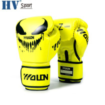 boxing glove Sparring Boxing Glove  Pu Leather Muay Thai Fight boxing gloves