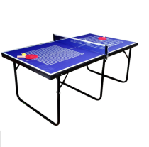 Home use miltifunction children folding mini table tennis table pingpong table