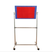 Table tennis ball rebound board with stand