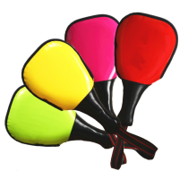 Factory direct children's Taekwondo ping pong target double-leaf chicken legs target Latin dance teaching target