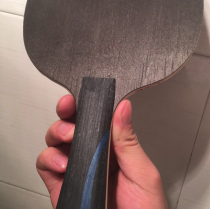 Table tennis racket board black table tennis bat