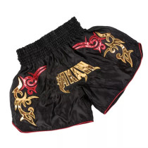 Spandex polyester shorts boxing muay mma