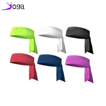Open tennis head band yoga head band