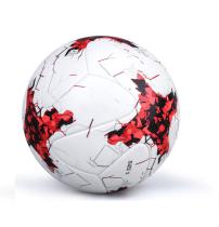 Factory wholesale pvc football size 5 glue laminated football