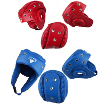 ATAK Taekwondo Protectors Adult and Child Protectors Red and Blue Helmet Training Special Sanda Boxing Helmet Wholesale