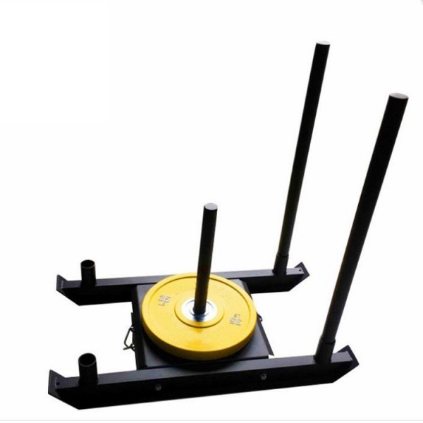 Fitness Equipment training power gym sled prowler weight plate sled