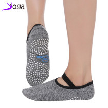 Yoga Studio specializes in new lace-up yoga socks