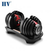 Gym Equipment Weight Lifting 552 24kg Adjustable Dumbbell Set