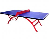 SMC outdoor 50mm waterproof ping pong table