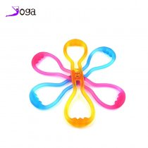 Yoga Fitness Silicone Pull Rope Stretch stretch band for Slimming