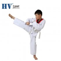 MOOTO Taekwondo Basic Uniform Tae Kwon Do TKD WTF Dan Dobok fitness