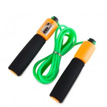 EVA digital skipping rope jump rope skipping