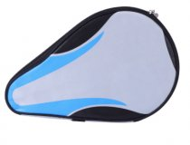 Waterproof Table Tennis Racket Paddle Bat Pouch Bag With Ball Case