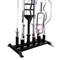 Gym storage rack olimp barbell rack stand