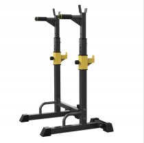 Gym multifunction weightlifting barbell rack stand fitness barbell rack