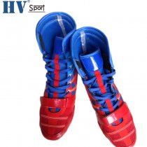 custom men high-top boxing shoes for sale