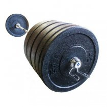 Colorfully gym weight plate solid and durable Factory supply