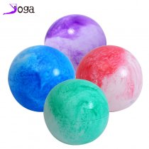 PVC cloud ball inflatable explosion-proof massage ball fitness yoga Pilates