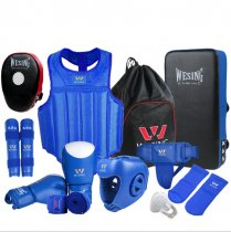 Martial arts training protective gear wushu combat protectors sanda guards Suit price