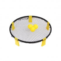 Outdoor Beach Picnic Spikeball games set with 3 balls