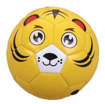 Customized pattern children games training size 2 machie stitched football soccer ball