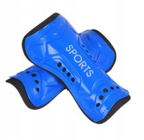 Colorful lightweight shin guard soccer leg protection for kids adults