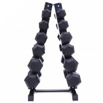 Fitness gym equipment 10Pairs Steel Multideck Dumbbell Rack