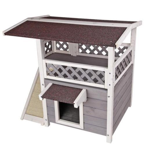 Petsfit outdoor cat house