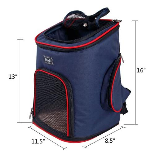 Petsfit Light Weight Pet Carrier Backpack