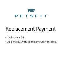 ONLY for replacement payment use