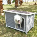 Petsfit Dog House, Dog House Outdoor gray