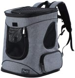 Petsfit Sturdy Cat Carrier Backpack