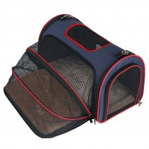 Petsfit Expandable Foldable Pet Carrier
