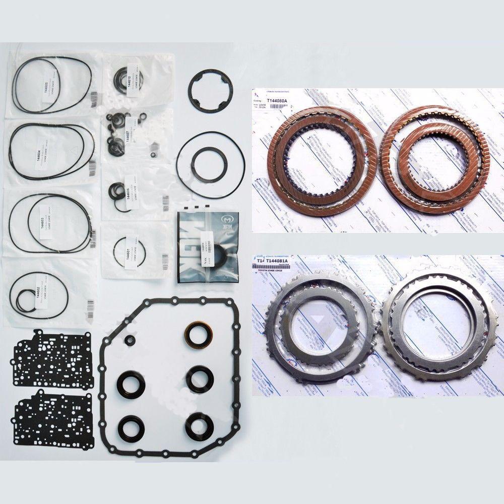 BAYA BDGA MAYA Gearbox Master Rebuild Kit