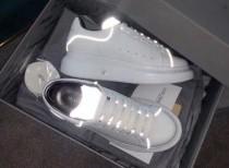 Alexander McQueen Sneakers White 3M