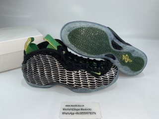 Nike Air Foamposite one ''Oregon Ducks''