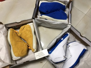 Air Jordan 18 Retro 3 Colors