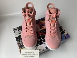 Air Jordan 6 Retro Pink