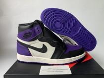 Air Jordan 1 Retro ''Court Purple''