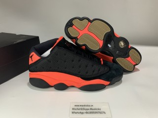 Clot x Air Jordan 13 Retro Low ''INFRA-BRED''