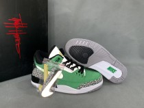 Air Jordan 3 Retro Tinker Oregon Dunks PE