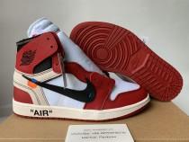 Air Jordan 1 Retro High OG OFF-WHITE Chicago OG Original