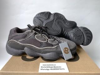Adidas Yeezy Boost 500 Black Utility OG Original