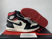 Air Jordan 1 Retro NRG 'Not for Resale' OG Original Version