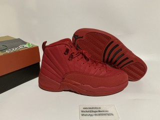 Air Jordan 12 Retro Bull/Gym Red